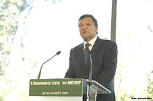 President Barroso, 2004-2014