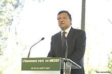 President Barroso, 2004-2014