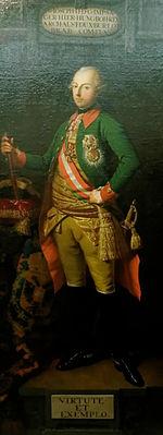 Portrait de Joseph II.