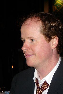 Joss Whedon tijdens de première van Serenity (2005)
