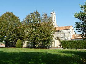 Eglise de Juillaguet