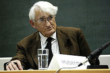 Description de l'image  JurgenHabermas.jpg.