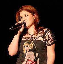 Kelly Clarkson en 2010