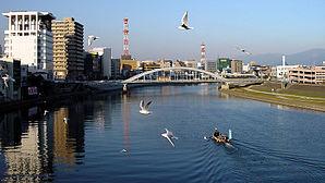 Kano rever and Onari bridge.jpg