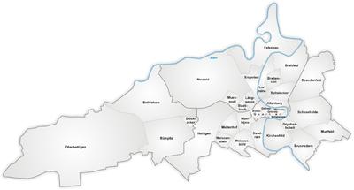Quartiers de Berne