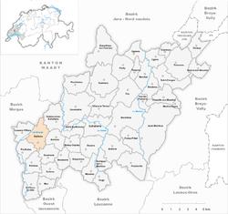 Karte Gemeinde Daillens 2011.png