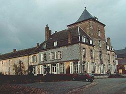 Le château d'Andoy