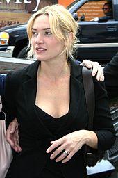 Kate Winslet at the 2006 Toronto Film Festival.