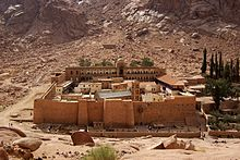 St. Catherine's monastery