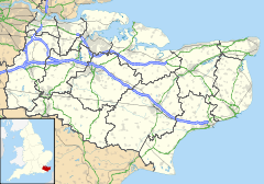 Longfield is located in Kent