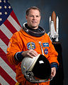 Astronaut Kevin A. Ford in spacesuit