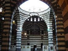 خان أسعد باشا في دمشق القديمة