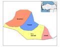 Districts of Kilis
