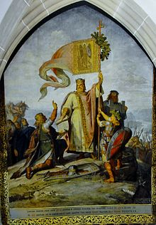 King of the Holy Roman German Empire Henry I. the Fowler.jpg