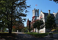 Theological Hall at Queen's University