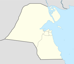 Kuwait City is located in Kuwait