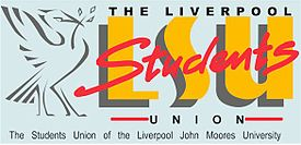 Logo of the Liverpool John Moores Student Union