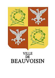 Blason de Beauvoisin