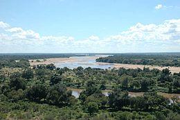 Confluence Limpopo- Shashe.