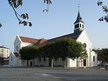 La Garenne-Colombes - Eglise Saint-Urbain