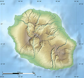 Piton des Neiges is located in Réunion
