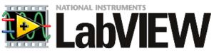 LabVIEW logo.