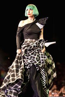 Description de l'image  Lady Gaga in Rome.jpg.