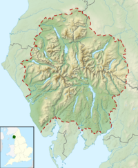 Skiddaw is located in Lake District