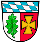 Coat of Arms of Aichach-Friedberg district