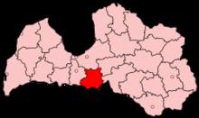 Carte de localisation