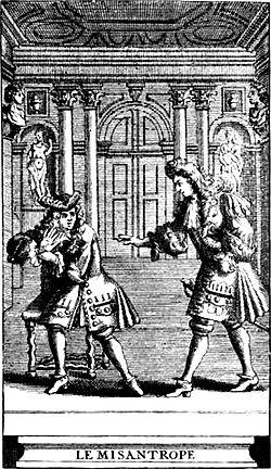 Gravure de l'édition de 1719.