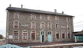 Mairie de la commune.