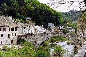 Image illustrative de l'article Le Pont-de-Montvert