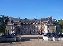 Le château du Tremblay.