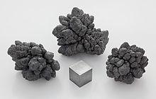 Lead crystals
