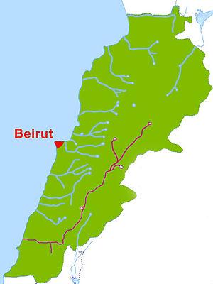 Lebanese rivers litani.jpg