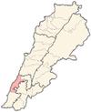 Lebanon districts Sidon.png