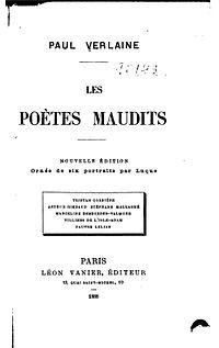 Les poetes maudits (edition 1888).jpg