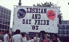 Lesbian Strength March 1983