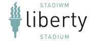 Liberty Stadium, Swansea, Stadium Logo.png