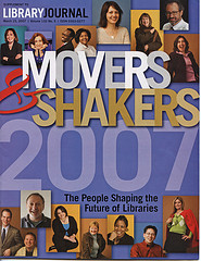 Library Journal Movers & Shakers 2007 cover.jpg