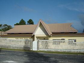 Tribunal de Wé, Lifou