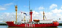 Bateau-feu allemand Elbe 1