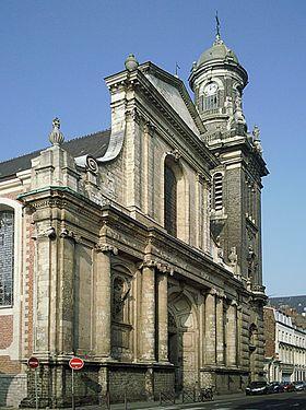 Image illustrative de l'article Église Saint-André de Lille