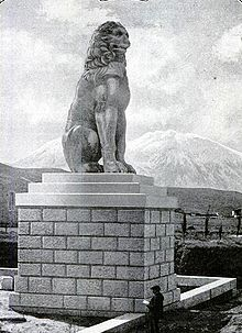 Lion of Chaeronea 1914.JPG