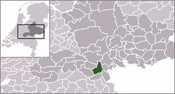 Localisation de Nimègue