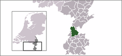 Localisation de Sittard-Geleen