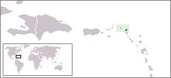Ubicación de Anguila