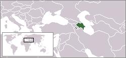 Amplasarea Azerbaidjanului