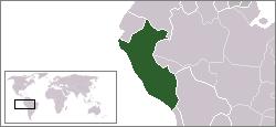 موقع بيرو